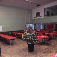 Ready for Christmas Dinner - The Macolm X Community Centre in St Pauls, Bristol